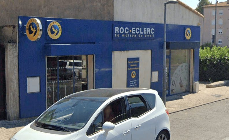 Photographie de la Pompes Funèbres ROC ECLERC à Carpentras