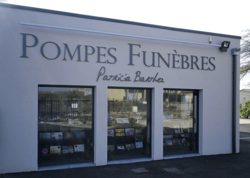 photographie de la Pompes Funèbres Patricia Barthez de la ville de Tulette