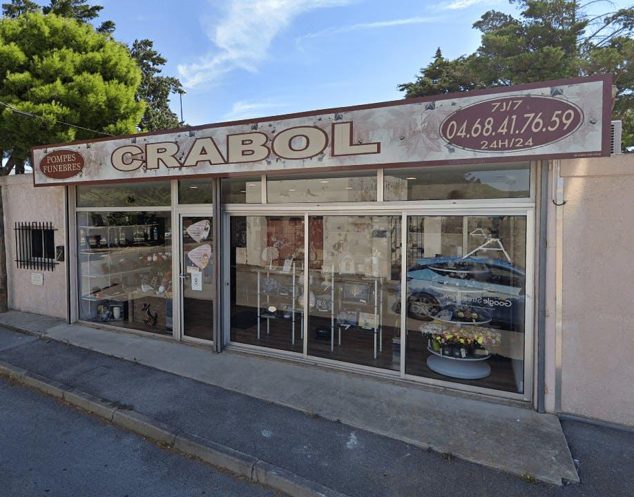 Photographie Pompes Funèbres CRABOL de Narbonne