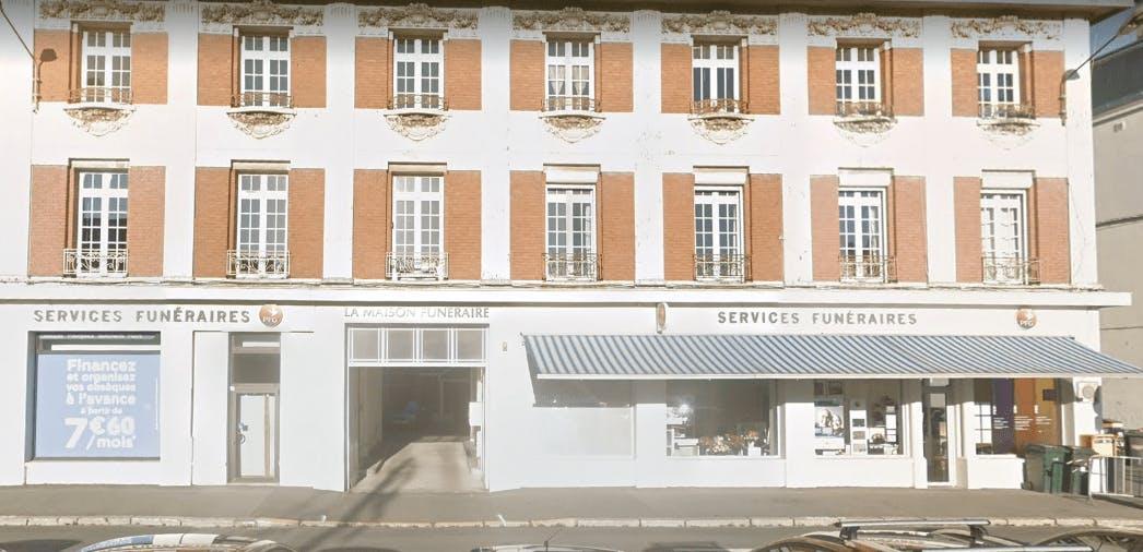 Photographie Pompes Funèbres Générales d'Arras