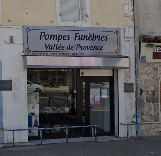Photographies des Pompes Funèbres Vallée de Provence à Plan d'Orgon