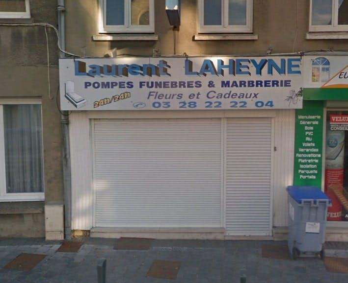 Photographies des Pompes Funèbres Laurent Laheyne à Bourbourg