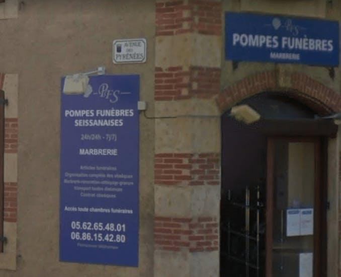 Photographie de Pompes funèbres Seissanaises-Le Choix Funéraire de Seissan