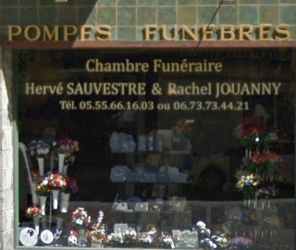 Photographie de Pompes Funèbres Rachel Jouanny de la ville sur Aubusson