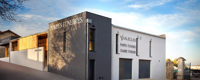 Photographie Vialelles Funéraires Villefranche-de-Rouergue