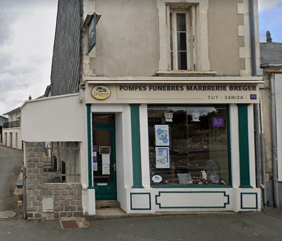 Photographie Pompes Funèbres et Marbrerie Breger La Roche-sur-Yon