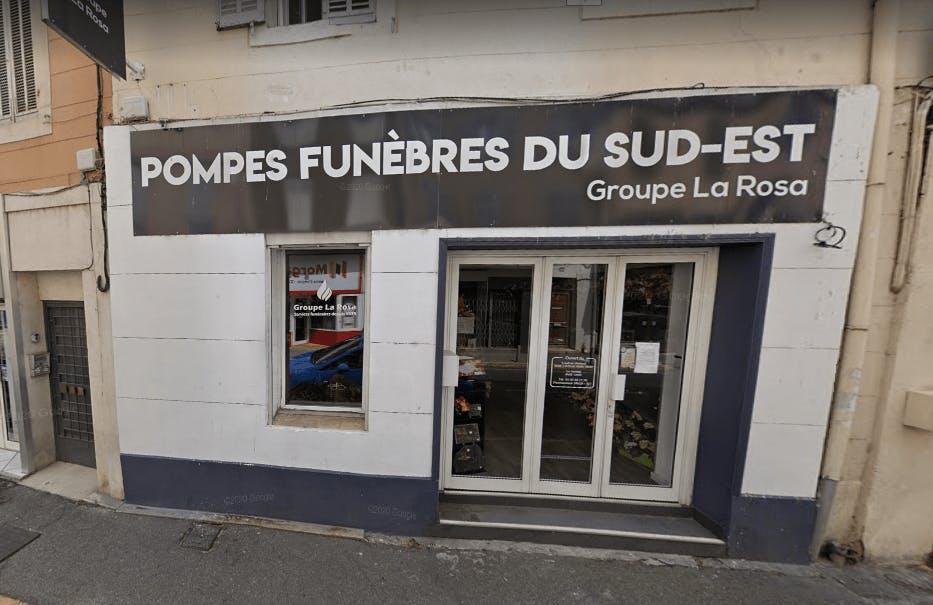 Photographie POMPES FUNÈBRES DU SUD-EST d'Aubagne