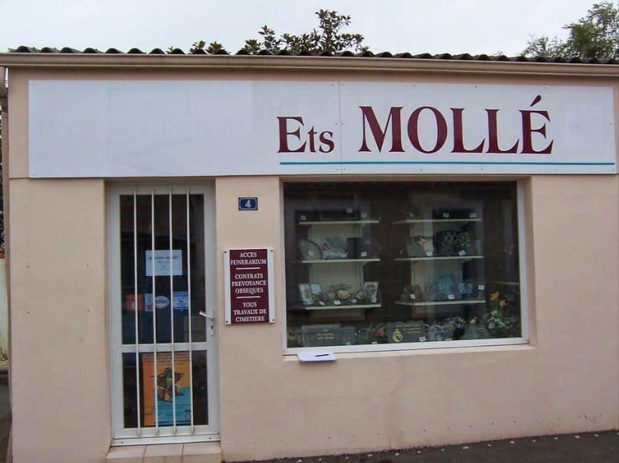 Photographie de Pompes Funèbres Mollé de L'Aiguillon-sur-Mer