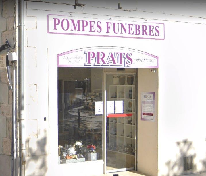 Photographie Pompes Funèbres PRATS Funéraire de Saint-Maximin-la-Sainte-Baume