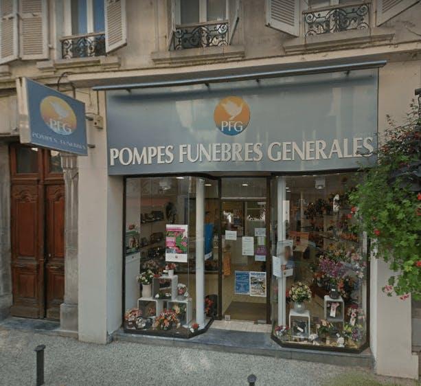 Photographie Pompes Funèbres Générales de Bagnères-de-Bigorre