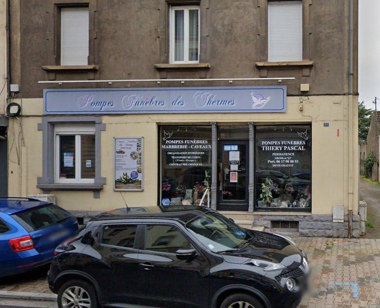 Photographies des Pompes Funèbres des Thermes à Amnéville
