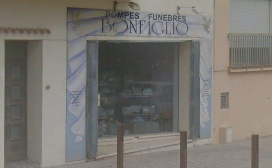 Photographies des PPompes Funèbres Bonfiglio à Frontignan