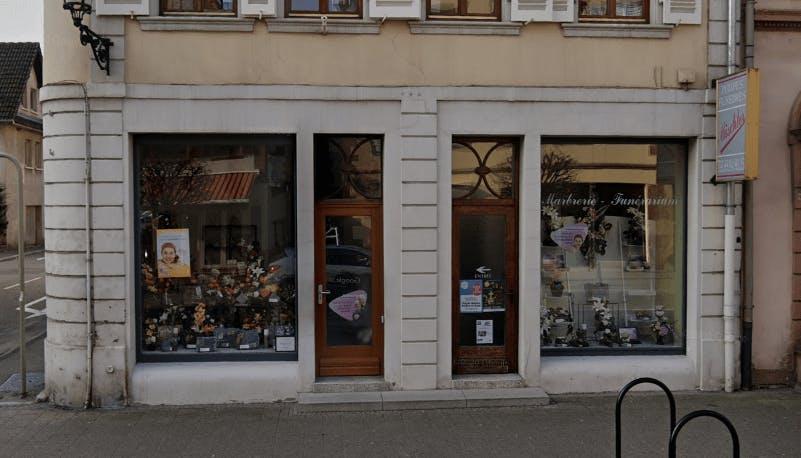 Photographie Pompes Funèbres Mischler de Wissembourg