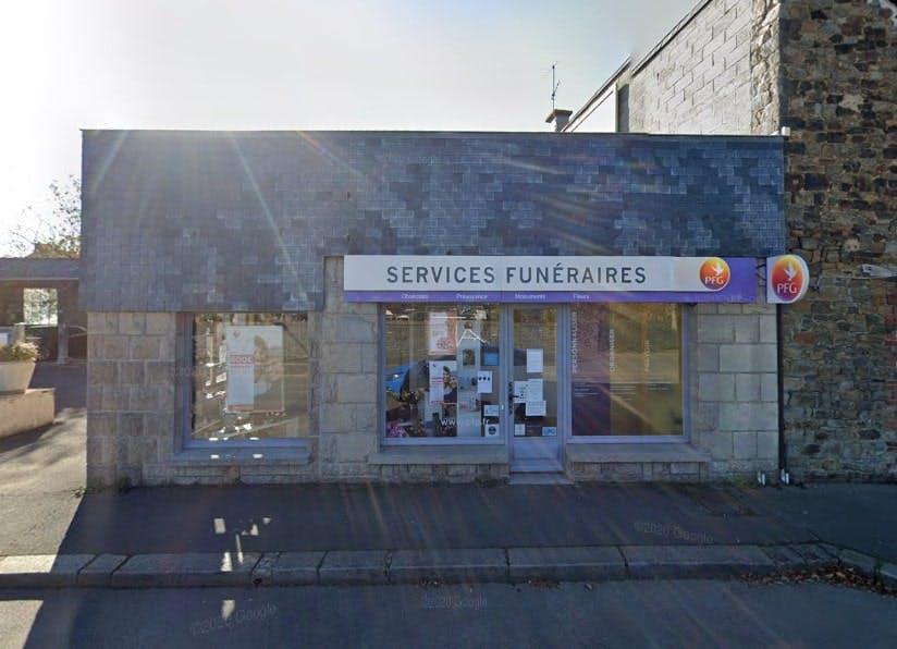 Photographies des Pompes Funèbres Générales à Dol-de-Bretagne