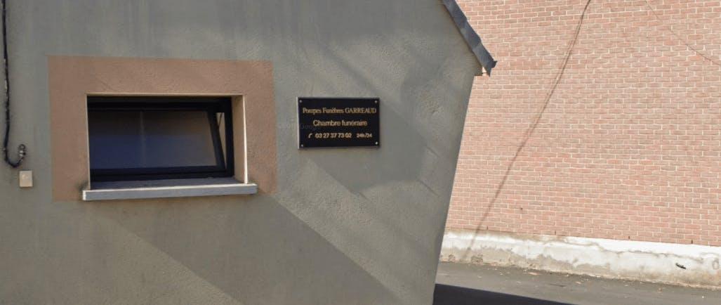 Photographie Pompes funèbres Jean-Claude GARREAUD de Walincourt-Selvigny