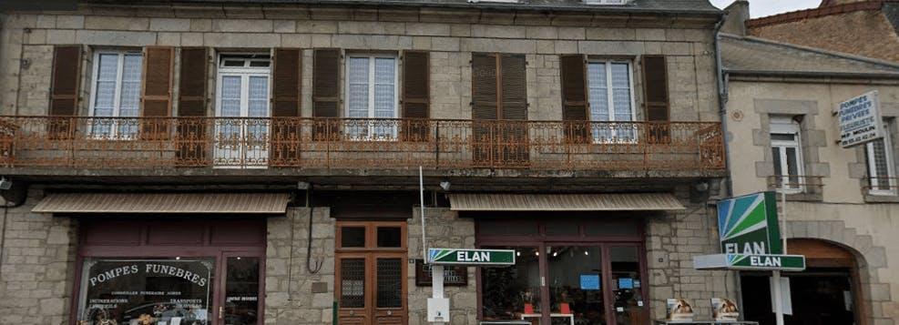 Photographie de la Lavaveix Funéraire de la ville de Lavaveix-les-Mines