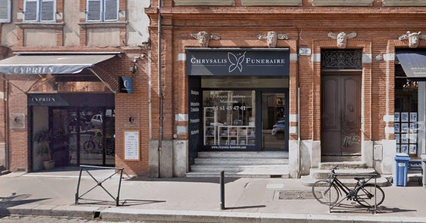 Photographie Chrysalis Funéraire à Toulouse
