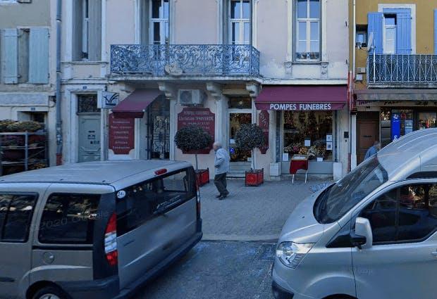 Photographie de la Pompes Funèbres Valverde Christian à Pont-Saint-Esprit