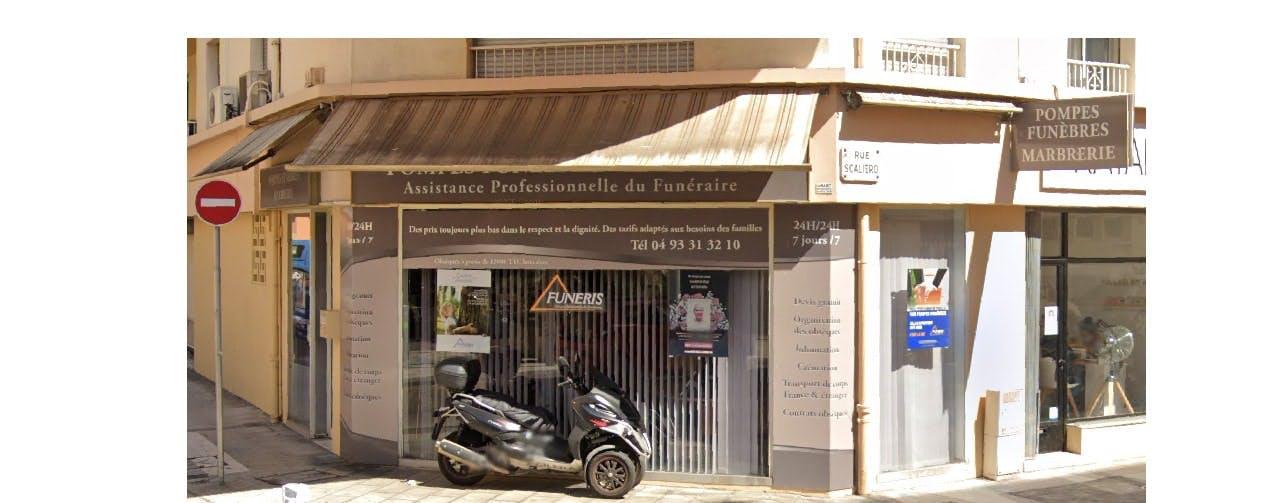 Photographie de l'Assistance Professionnelle Du Funéraire