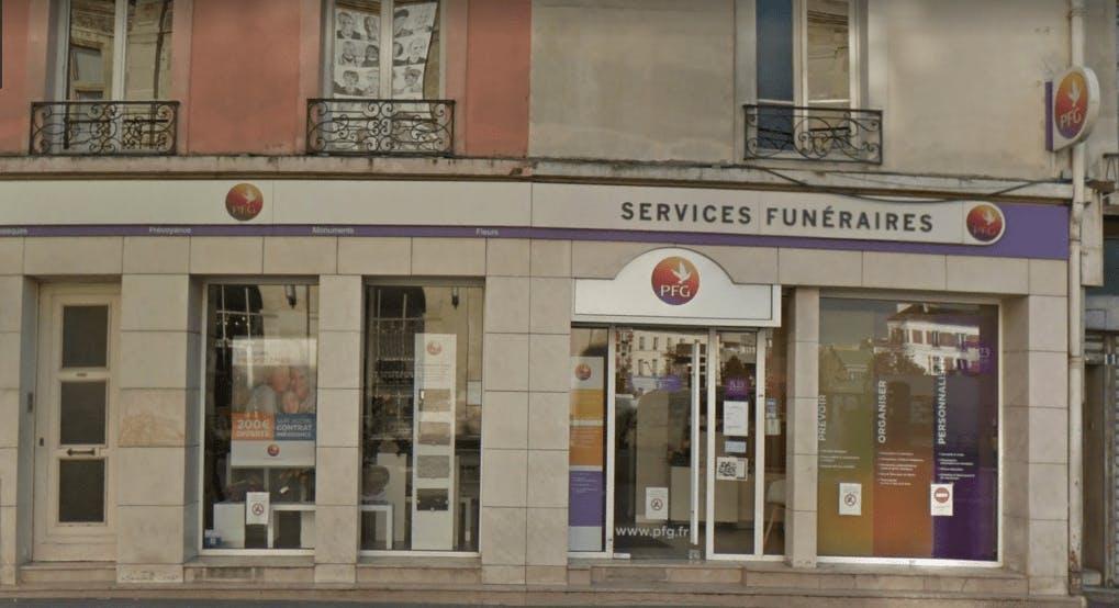 Photographie Pompes Funèbres Générales de Saint-Denis