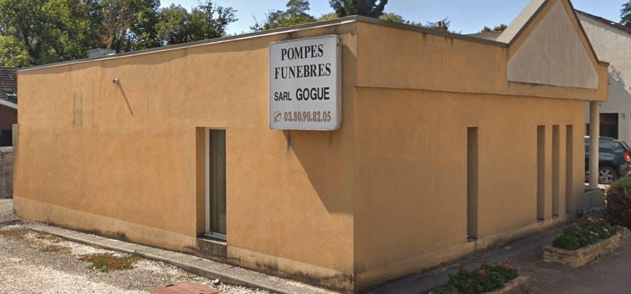 Photographie Pompes Funèbres GOGUE de Pouilly-en-Auxois