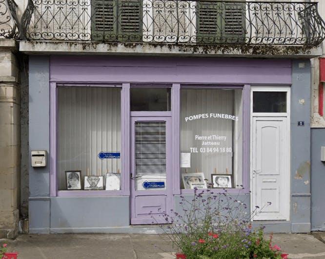Photographie Pompes Funèbres Thierry JATTEAU de Saint-Loup-sur-Semouse