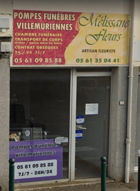 Photographie Pompes Funèbres Villemuriennes de Bessières