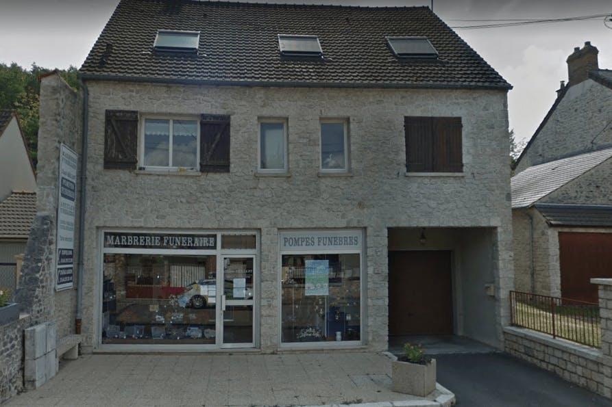 Photographie Pompes Funèbres BRILLANT de Souppes-sur-Loing
