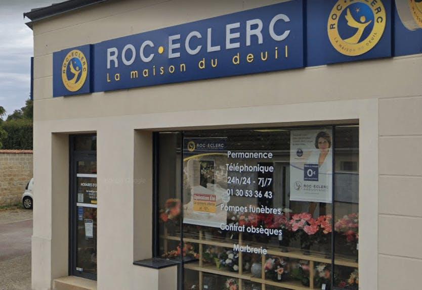 Photographie Pompes Funèbres Roc-Eclerc Chatou