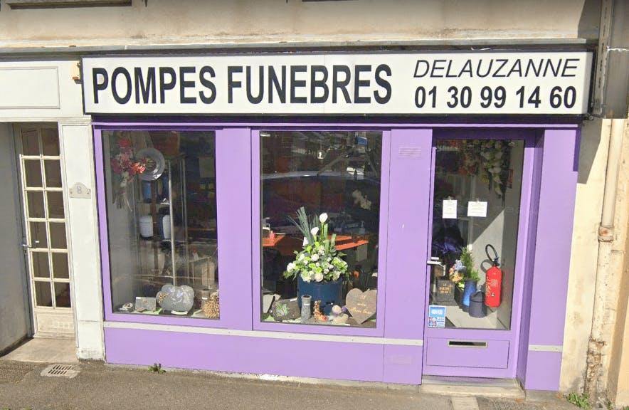 Photographie Pompes Funèbres Delauzanne de Meulan-en-Yvelines