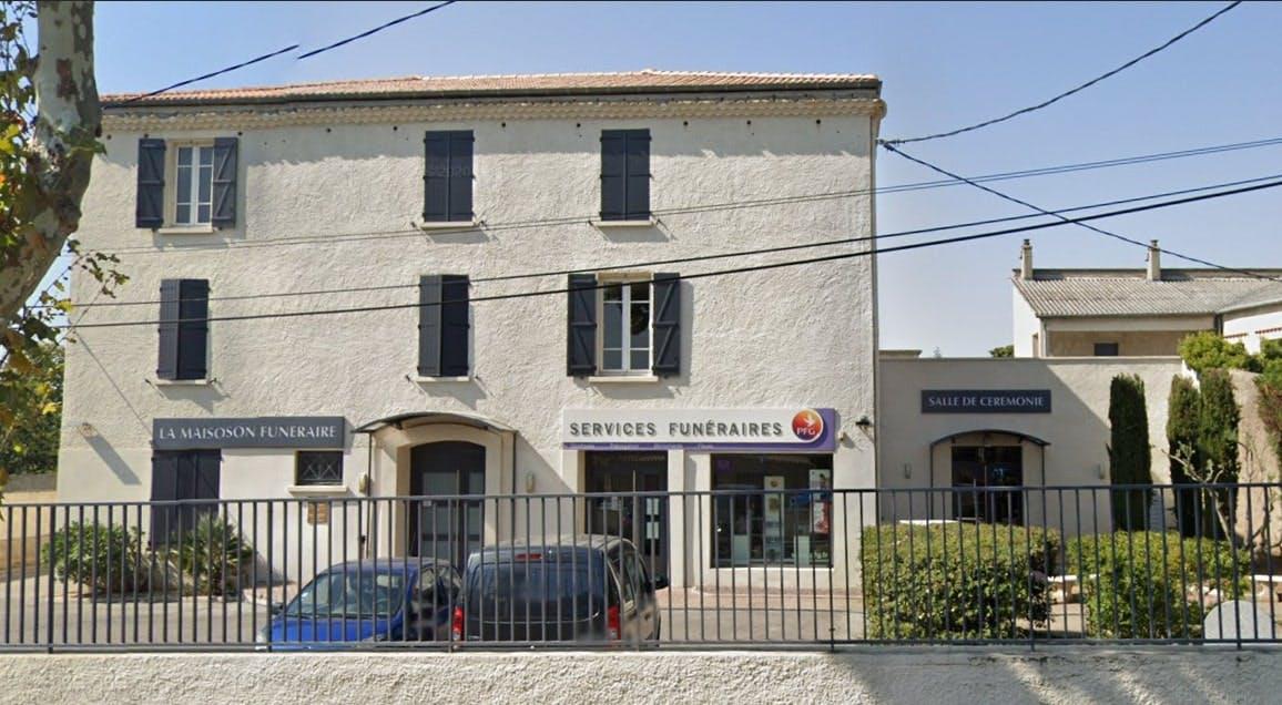 Photographies des Pompes Funèbres Générales à Valence