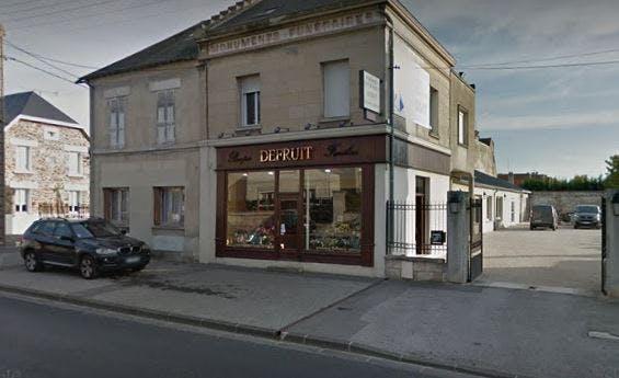 Photographie Pompes Funèbres Marbrerie Defruit Soissons