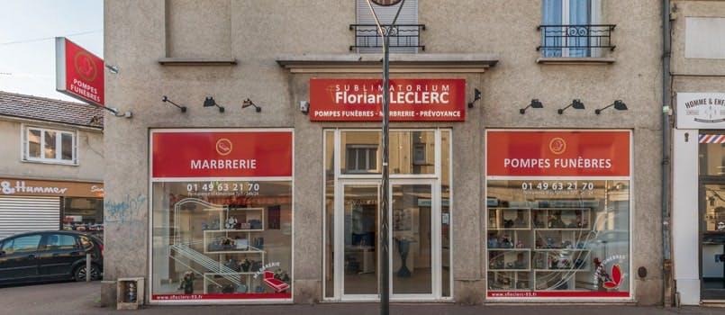 Photographies des Pompes funèbres Sublimatorium Florian Leclerc à Tremblay-en-France