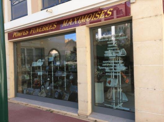 Photographie Pompes Funèbres Maximoises de Sainte-Maxime