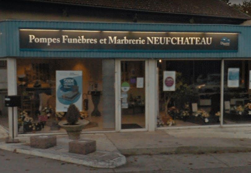 Photographie Pompes Funèbres et Marbrerie Neufchâteau de Neufchâteau