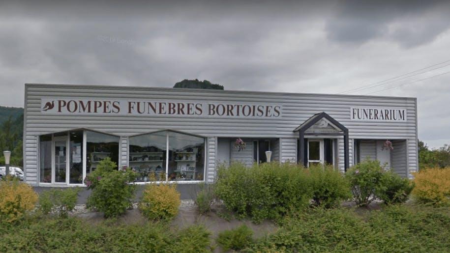 Photographie Pompes Funèbres Bortoises de Bort-les-Orgues