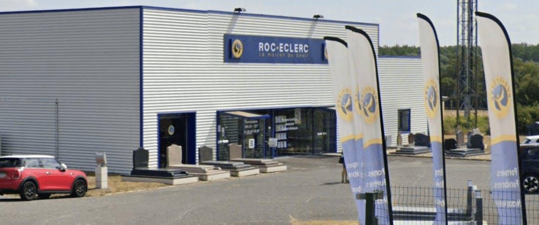 Photographie de la Pompes Funèbres ROC ECLERC Saint-Germain-du-Puy