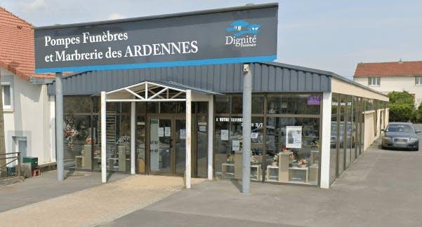 Photographie Pompes Funèbres et Marbrerie des Ardennes Charleville-Mézières