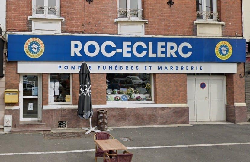 Photographies des Pompes Funèbres Roc'Eclerc à Hénin-Beaumont