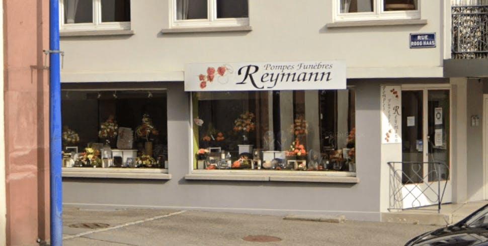 Photographie de la Pompes Funèbres Reymann à Sierentz