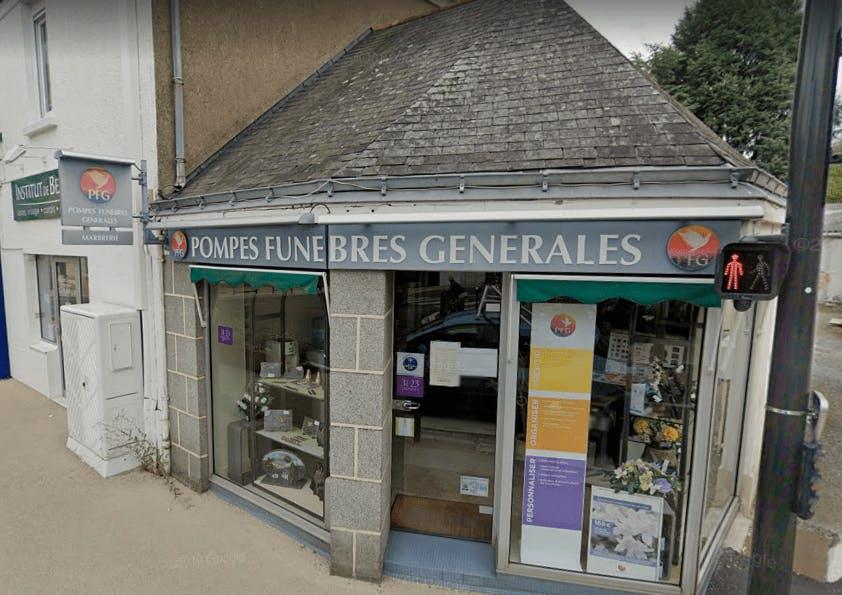 Photographie Pompes Funèbres Générales de Saint-Sébastien-sur-Loire