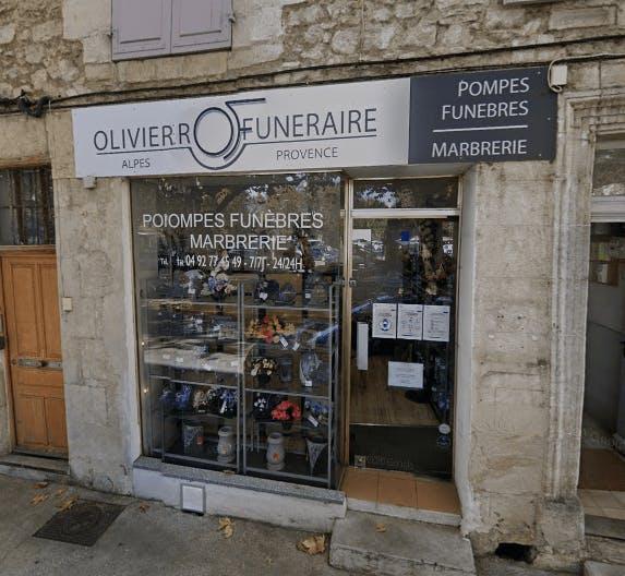 Photographie Olivier Funéraire de Forcalquier