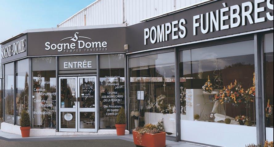 Photographie Pompes Funèbres Sogne Dome de Saint-Avold