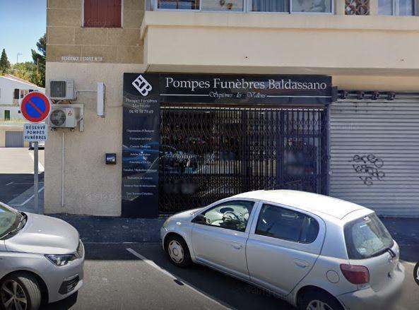 Photographie Pompes Funèbres Baldassano Septèmes-les-Vallons