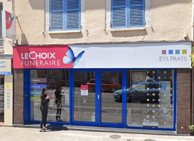 Photographie Pompes Funèbres PRATS - Le Choix Funéraire Joigny