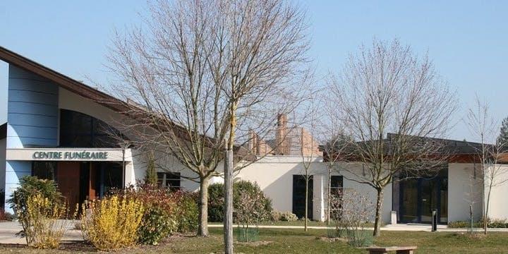 photo du crematorium