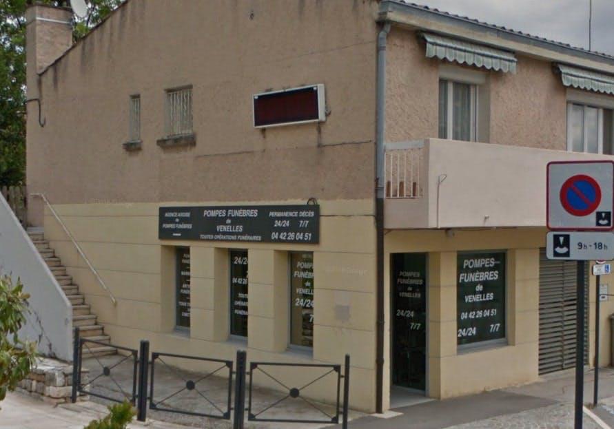 Photographies De l'Agence Aixoise de Pompes Funèbres à Venelles