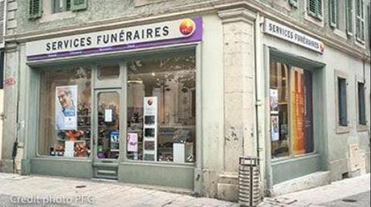 Photographie Pompes Funèbres Générales Thonon-les-Bains