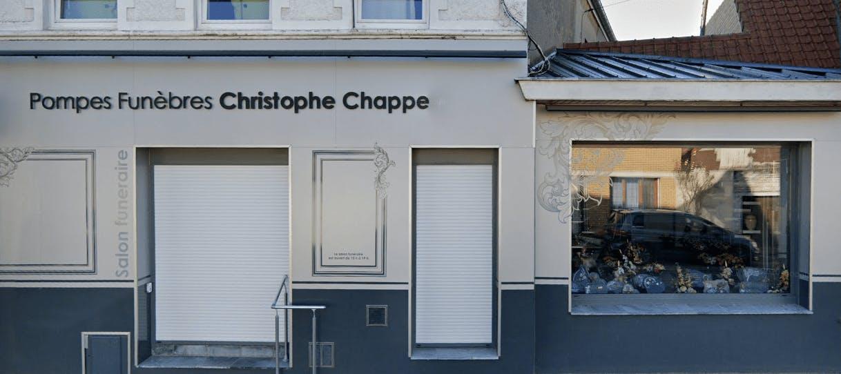 Photographie Pompes Funèbres CHAPPE Christophe de Chocques
