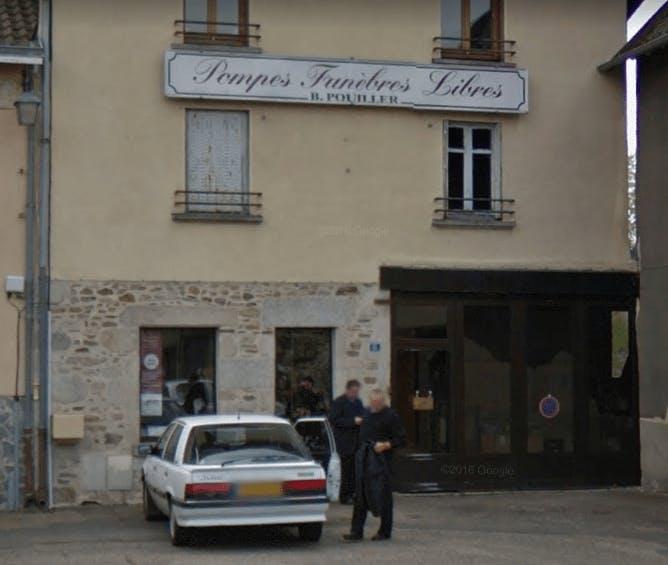 Photographie Pompes Funèbres Pouiller Bernard de Saint-Léonard-de-Noblat